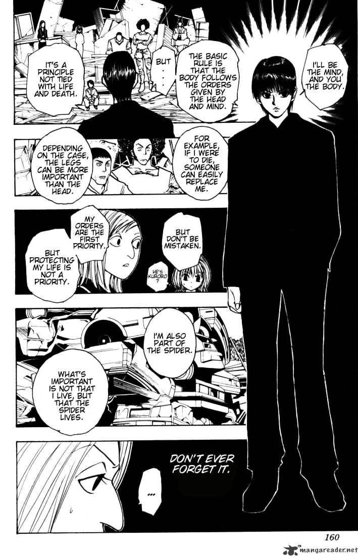 Hunter X Hunter Chapter 114  Online Free Manga Read Image 8