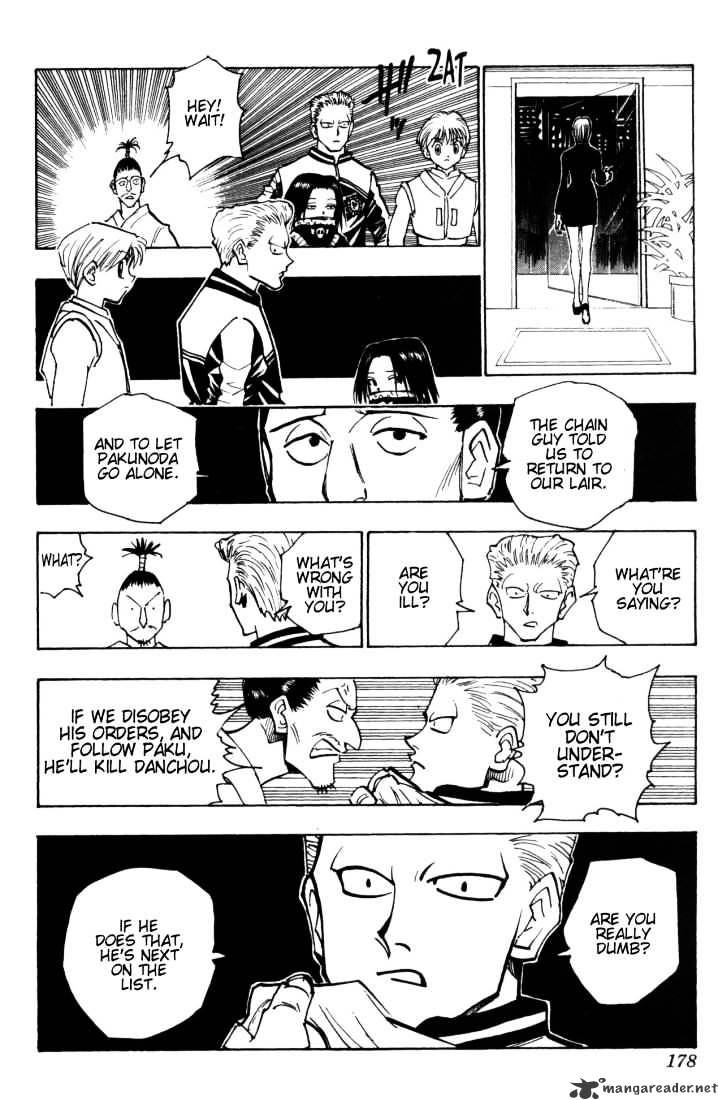 Hunter X Hunter Chapter 115  Online Free Manga Read Image 10