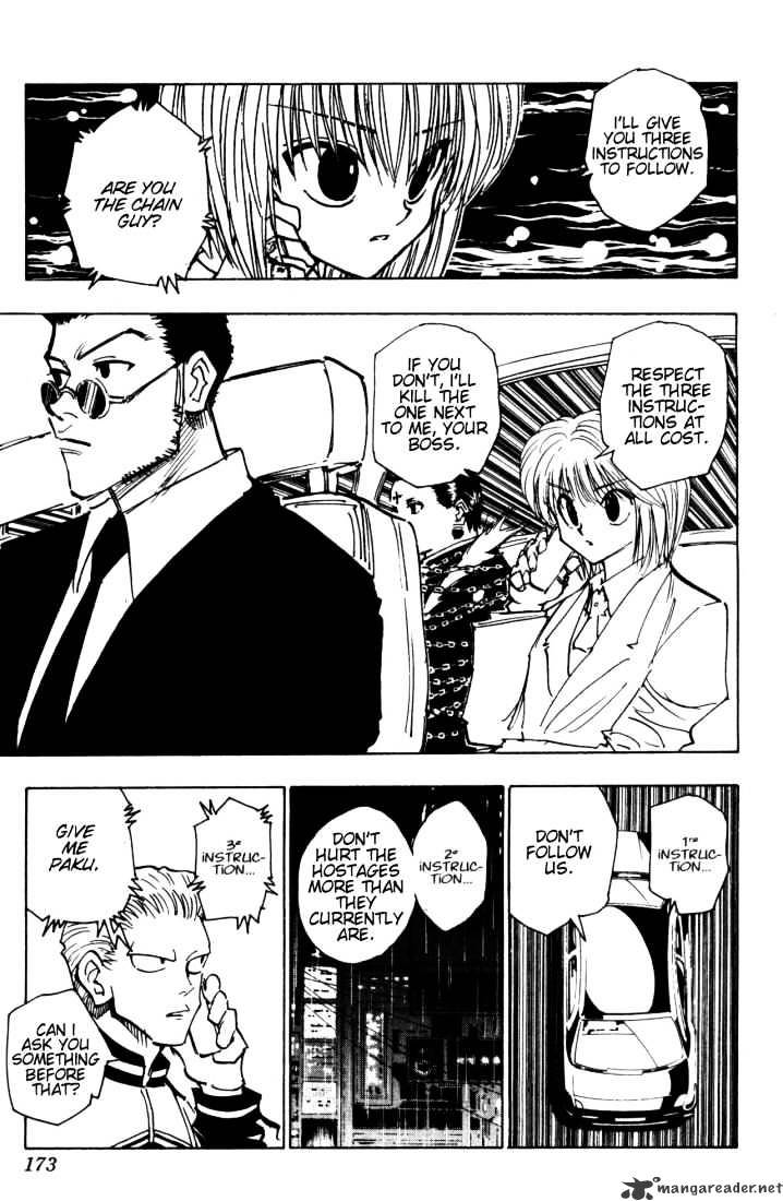 Hunter X Hunter Chapter 115  Online Free Manga Read Image 5