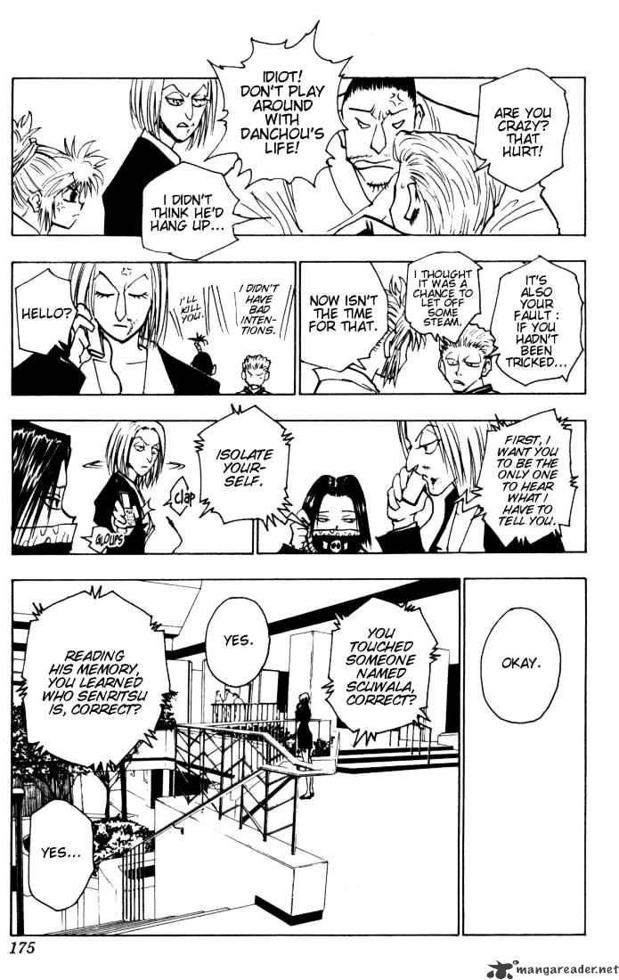 Hunter X Hunter Chapter 115  Online Free Manga Read Image 7