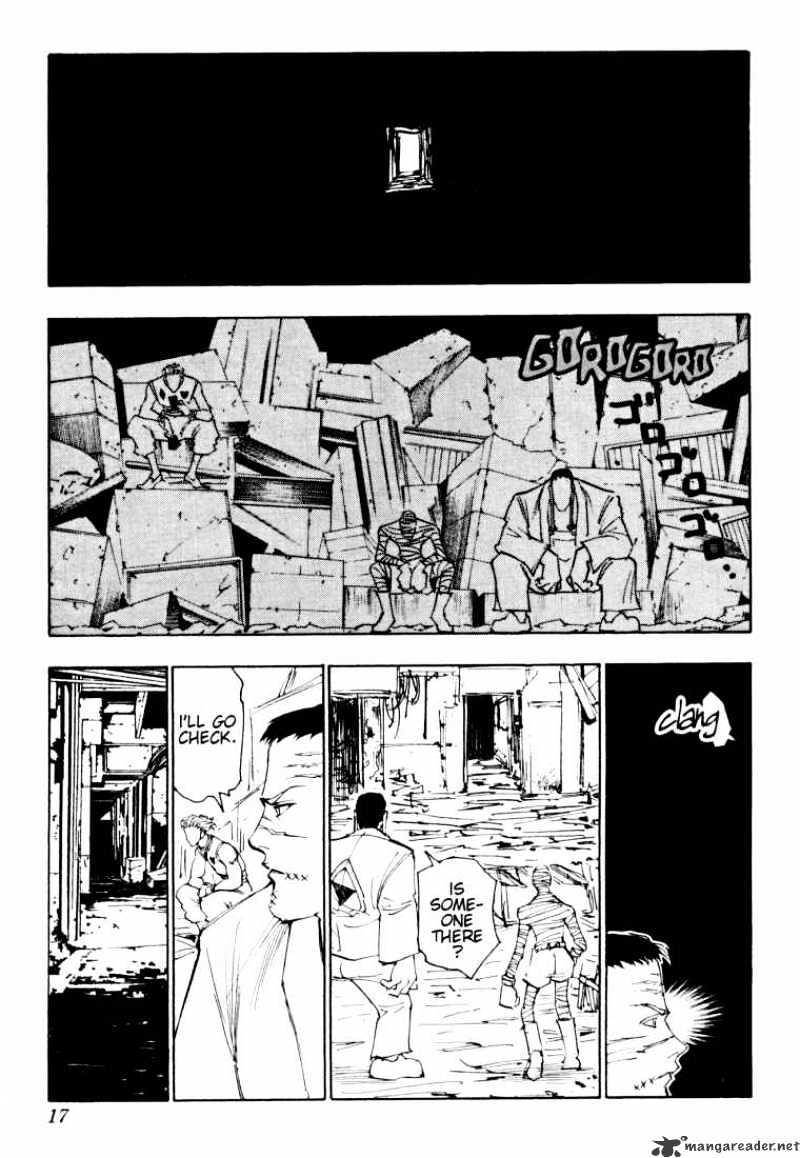 Hunter X Hunter Chapter 116  Online Free Manga Read Image 11