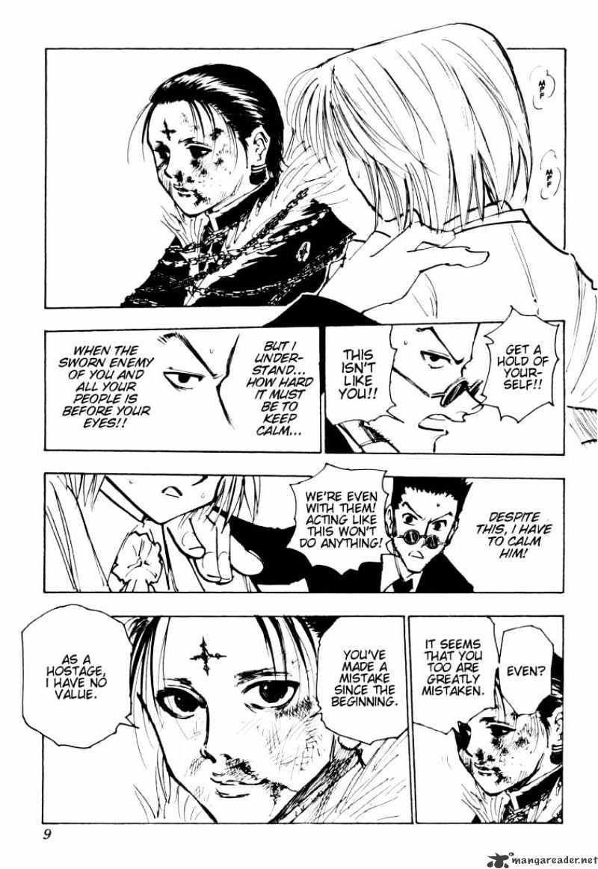 Hunter X Hunter Chapter 116  Online Free Manga Read Image 3