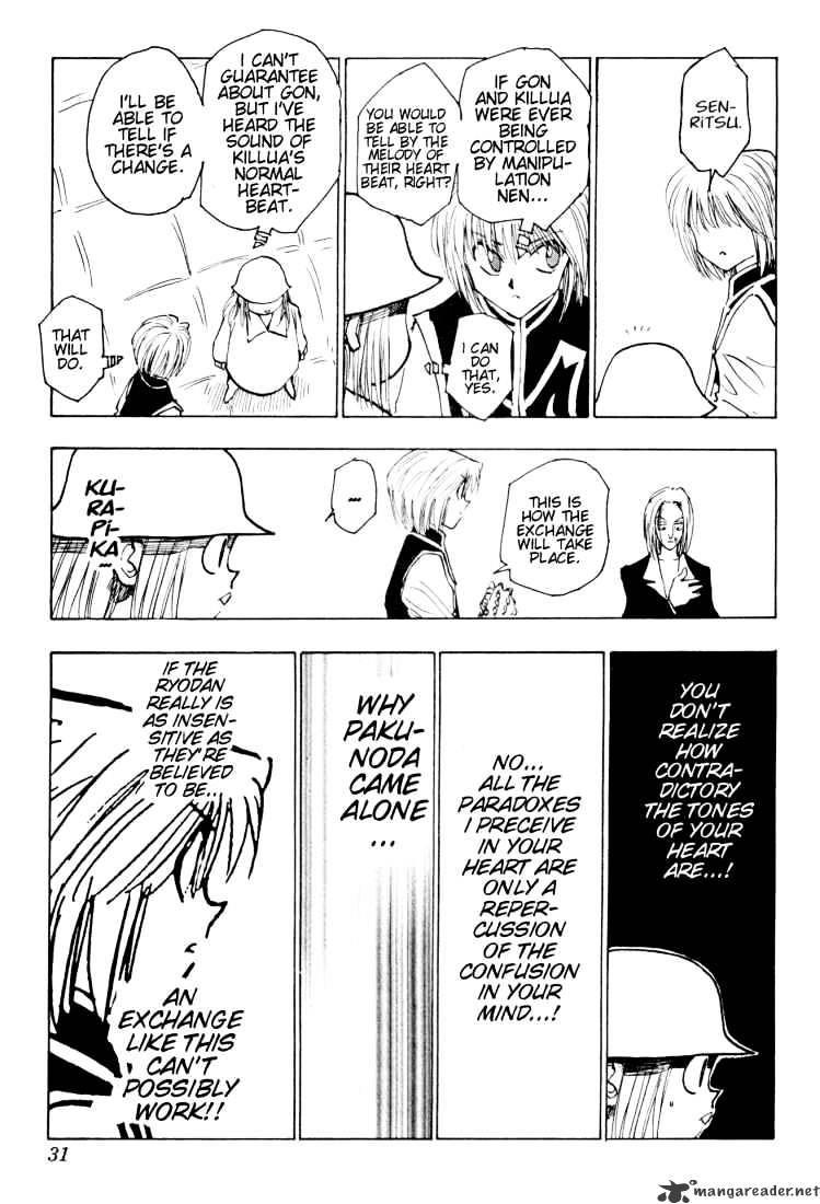 Hunter X Hunter Chapter 117  Online Free Manga Read Image 11