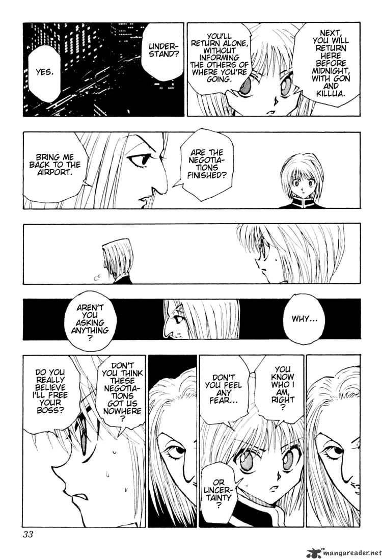 Hunter X Hunter Chapter 117  Online Free Manga Read Image 13