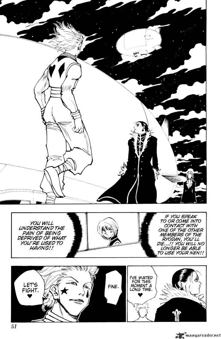 Hunter X Hunter Chapter 118  Online Free Manga Read Image 15