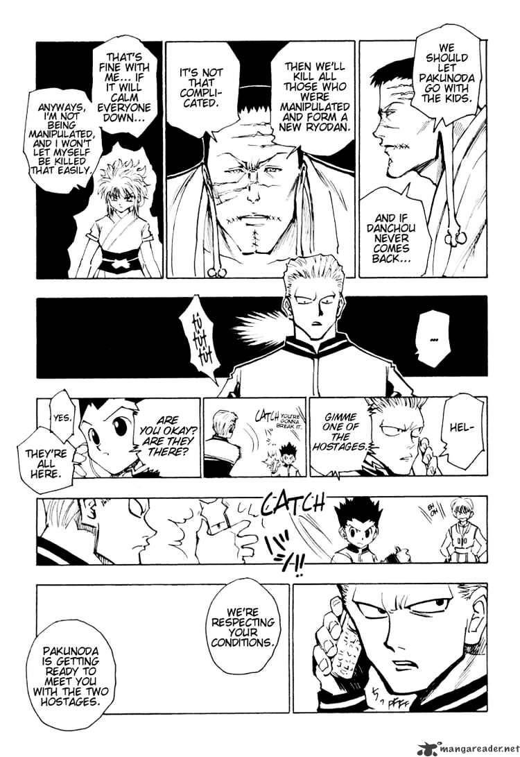 Hunter X Hunter Chapter 118  Online Free Manga Read Image 7