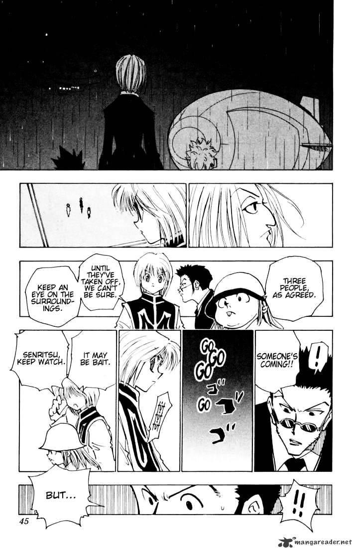 Hunter X Hunter Chapter 118  Online Free Manga Read Image 9