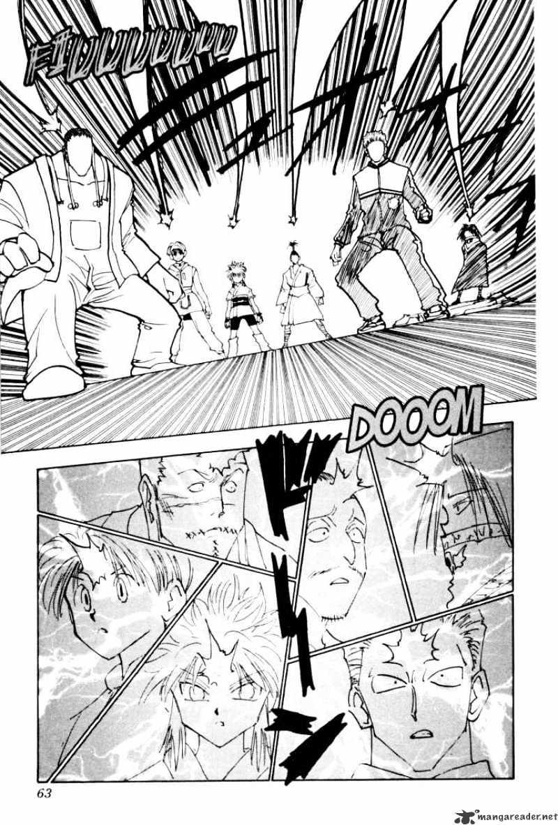 Hunter X Hunter Chapter 119  Online Free Manga Read Image 11