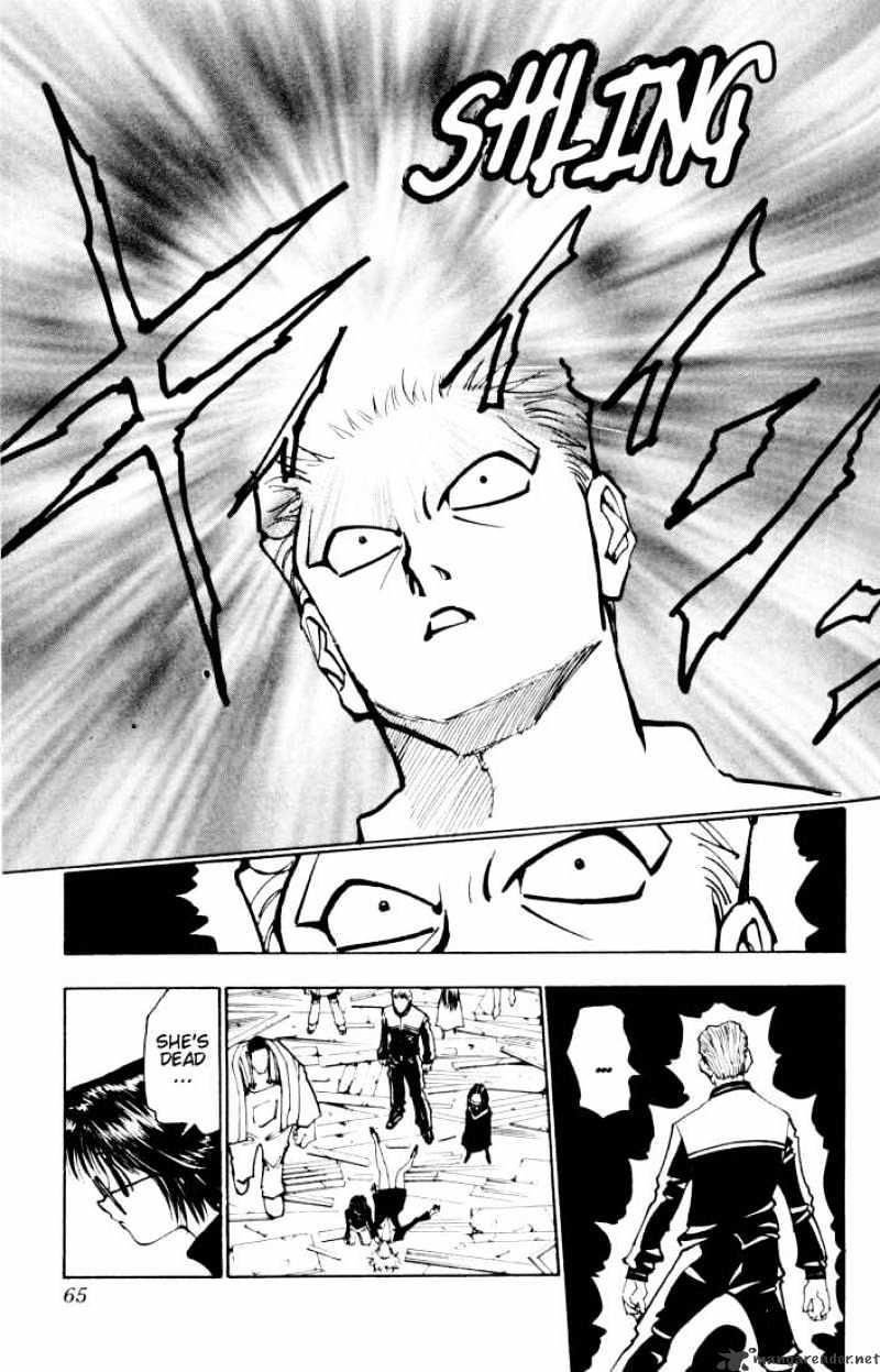 Hunter X Hunter Chapter 119  Online Free Manga Read Image 13