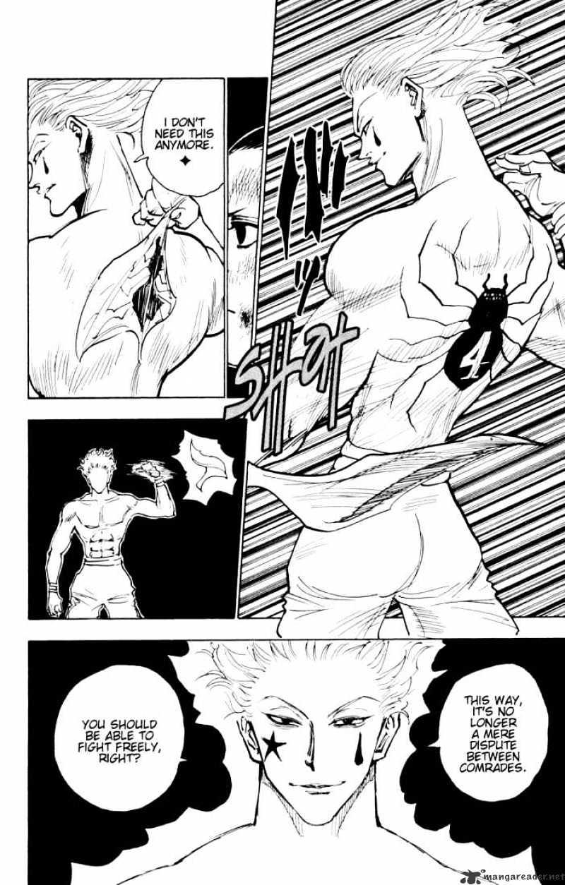 Hunter X Hunter Chapter 119  Online Free Manga Read Image 2
