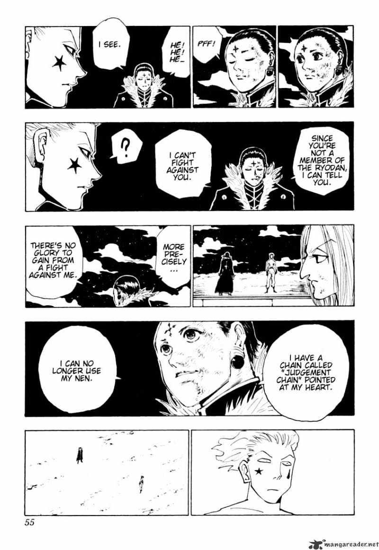 Hunter X Hunter Chapter 119  Online Free Manga Read Image 3