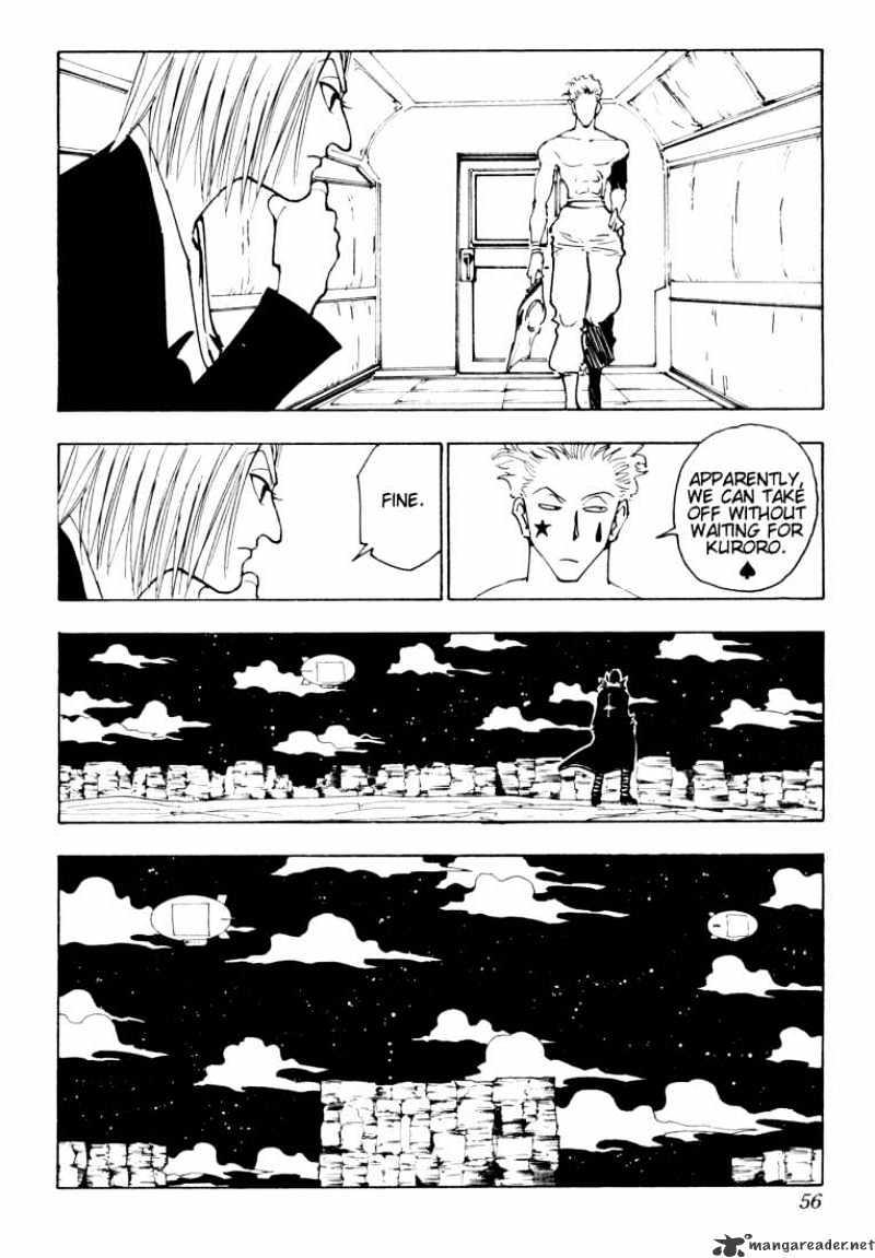 Hunter X Hunter Chapter 119  Online Free Manga Read Image 4