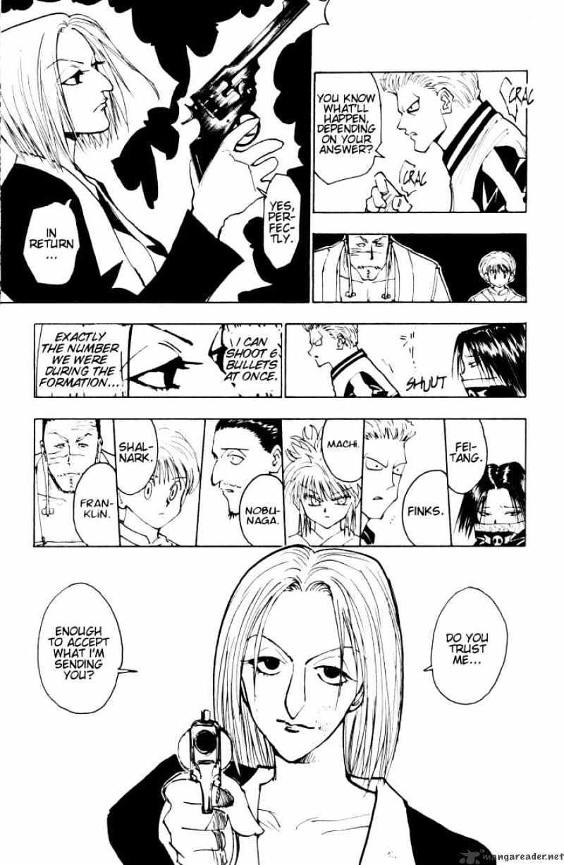 Hunter X Hunter Chapter 119  Online Free Manga Read Image 9