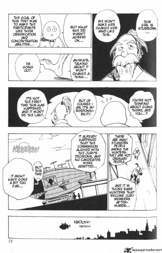 Hunter X Hunter Chapter 12  Online Free Manga Read Image 6