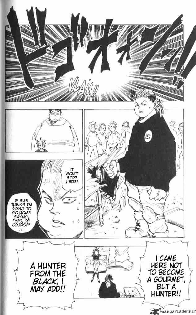 Hunter X Hunter Chapter 12  Online Free Manga Read Image 7