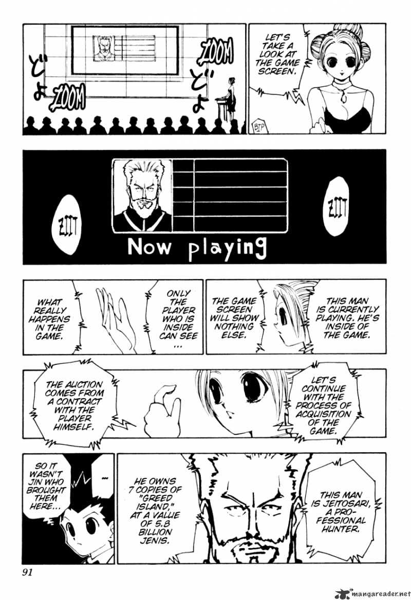 Hunter X Hunter Chapter 121  Online Free Manga Read Image 7