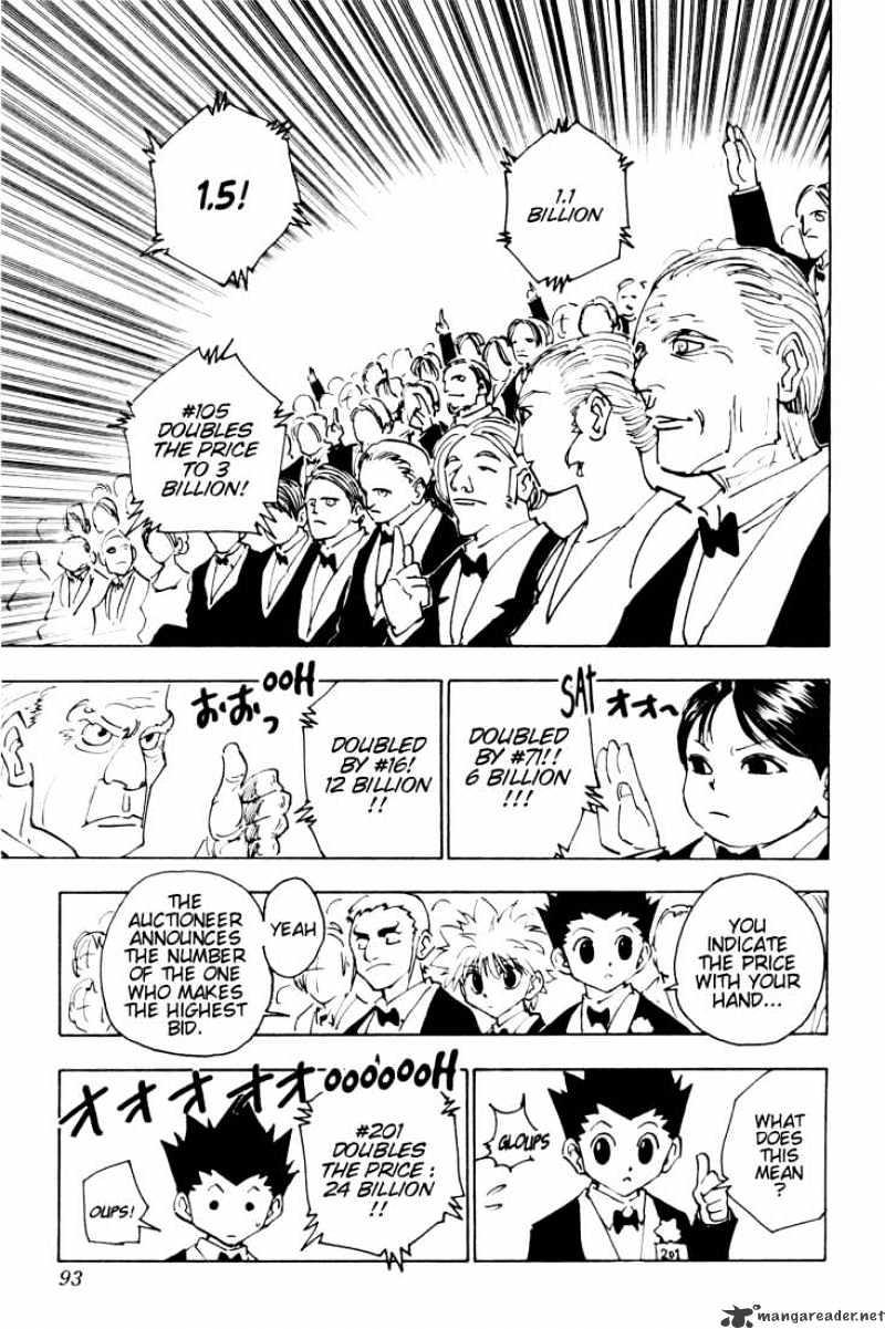 Hunter X Hunter Chapter 121  Online Free Manga Read Image 9