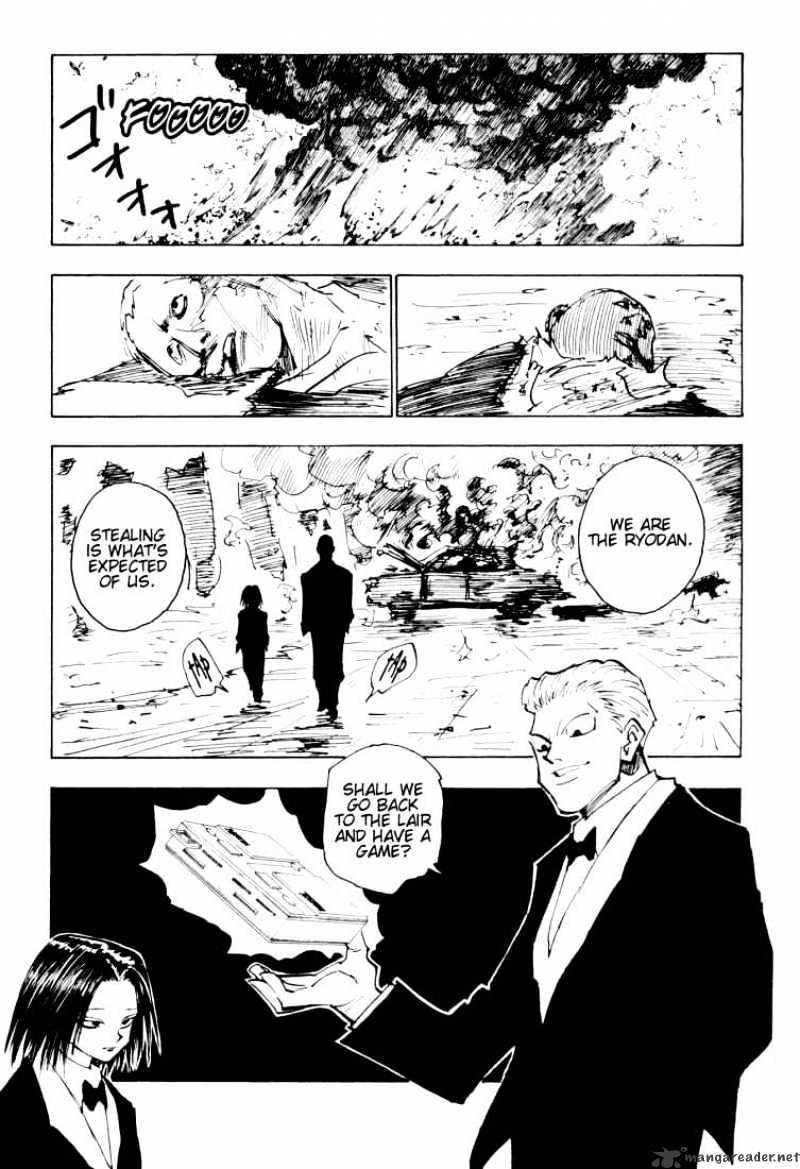 Hunter X Hunter Chapter 122  Online Free Manga Read Image 15