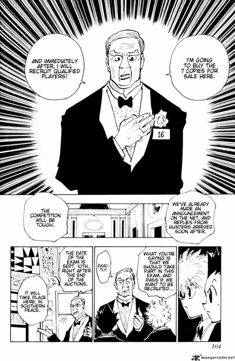 Hunter X Hunter Chapter 122  Online Free Manga Read Image 4