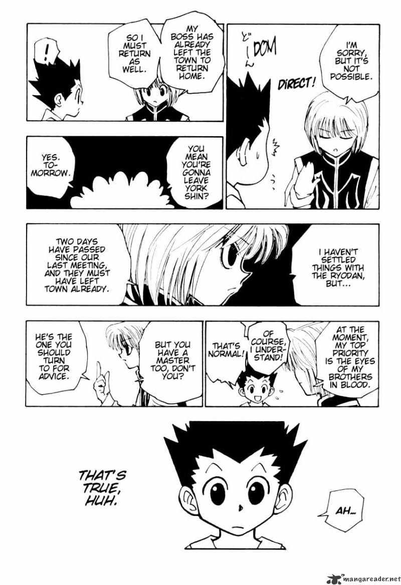 Hunter X Hunter Chapter 123  Online Free Manga Read Image 8