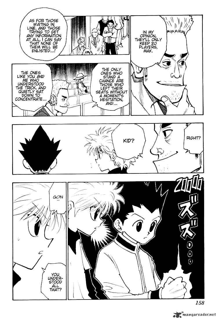 Hunter X Hunter Chapter 125  Online Free Manga Read Image 10