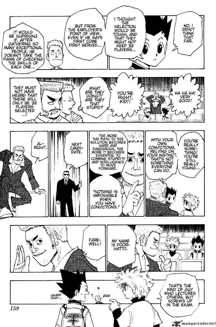 Hunter X Hunter Chapter 125  Online Free Manga Read Image 11