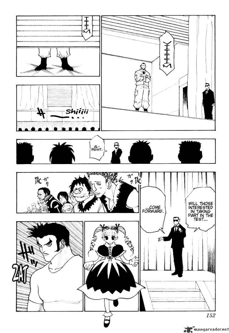 Hunter X Hunter Chapter 125  Online Free Manga Read Image 4