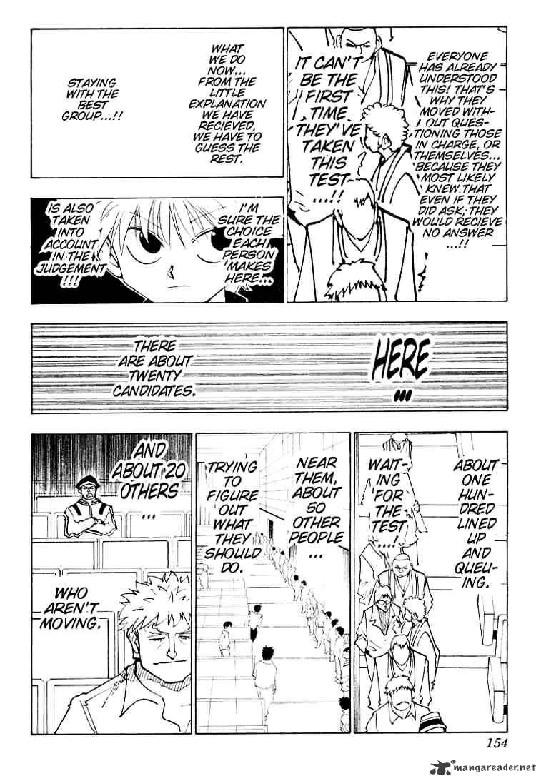 Hunter X Hunter Chapter 125  Online Free Manga Read Image 6