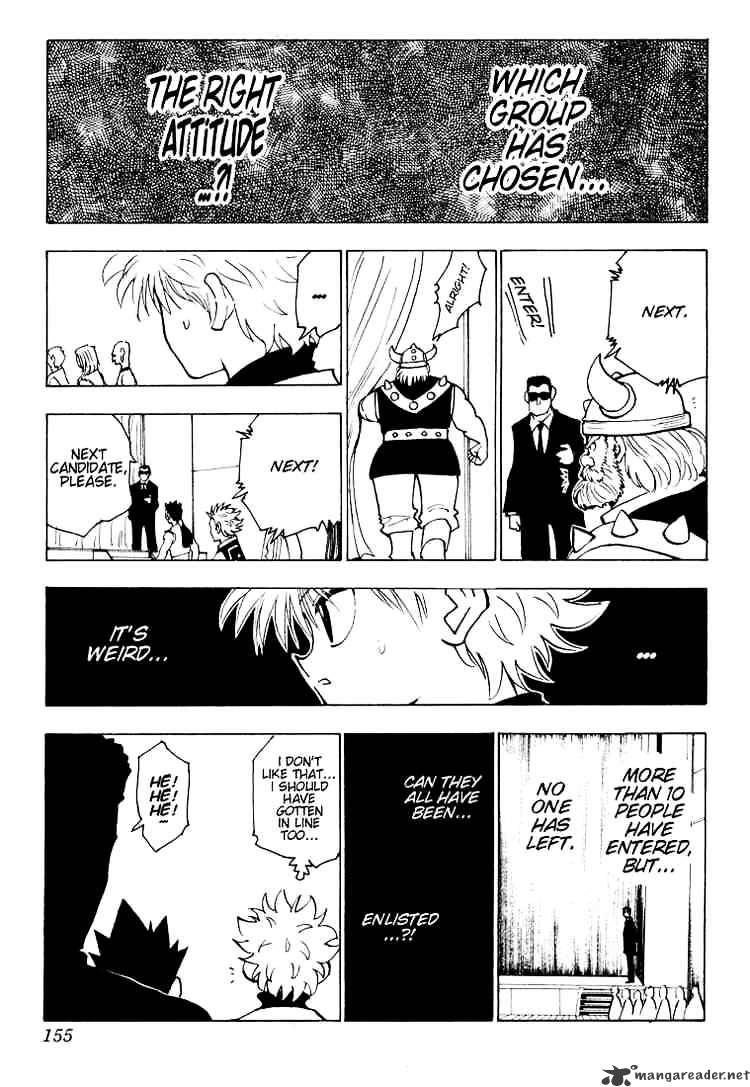 Hunter X Hunter Chapter 125  Online Free Manga Read Image 7