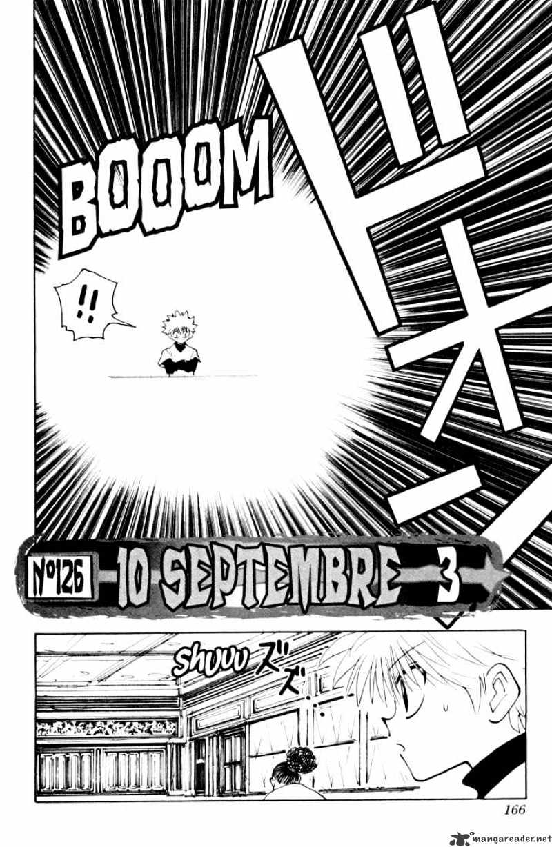 Hunter X Hunter Chapter 126  Online Free Manga Read Image 2