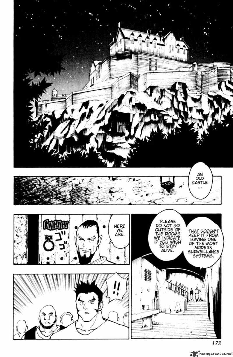 Hunter X Hunter Chapter 126  Online Free Manga Read Image 8