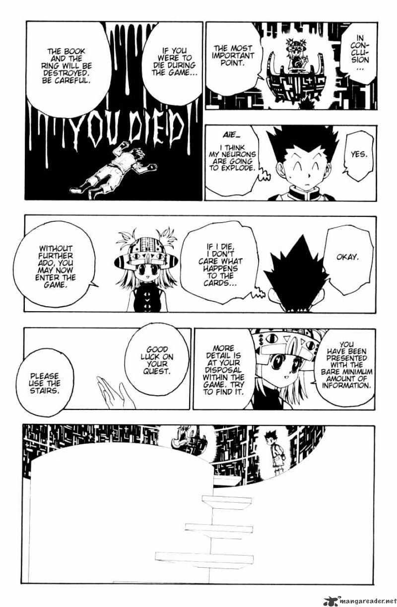 Hunter X Hunter Chapter 127  Online Free Manga Read Image 11