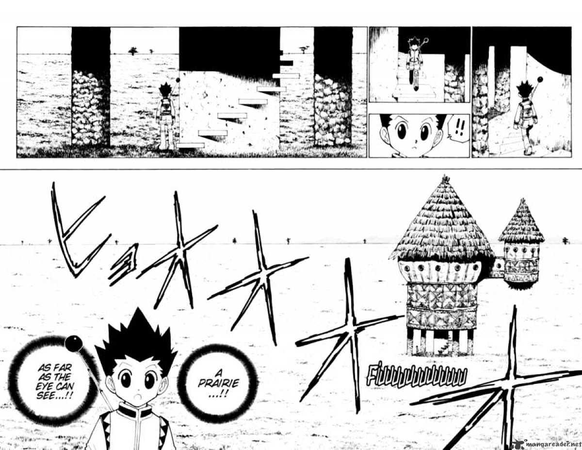 Hunter X Hunter Chapter 127  Online Free Manga Read Image 12