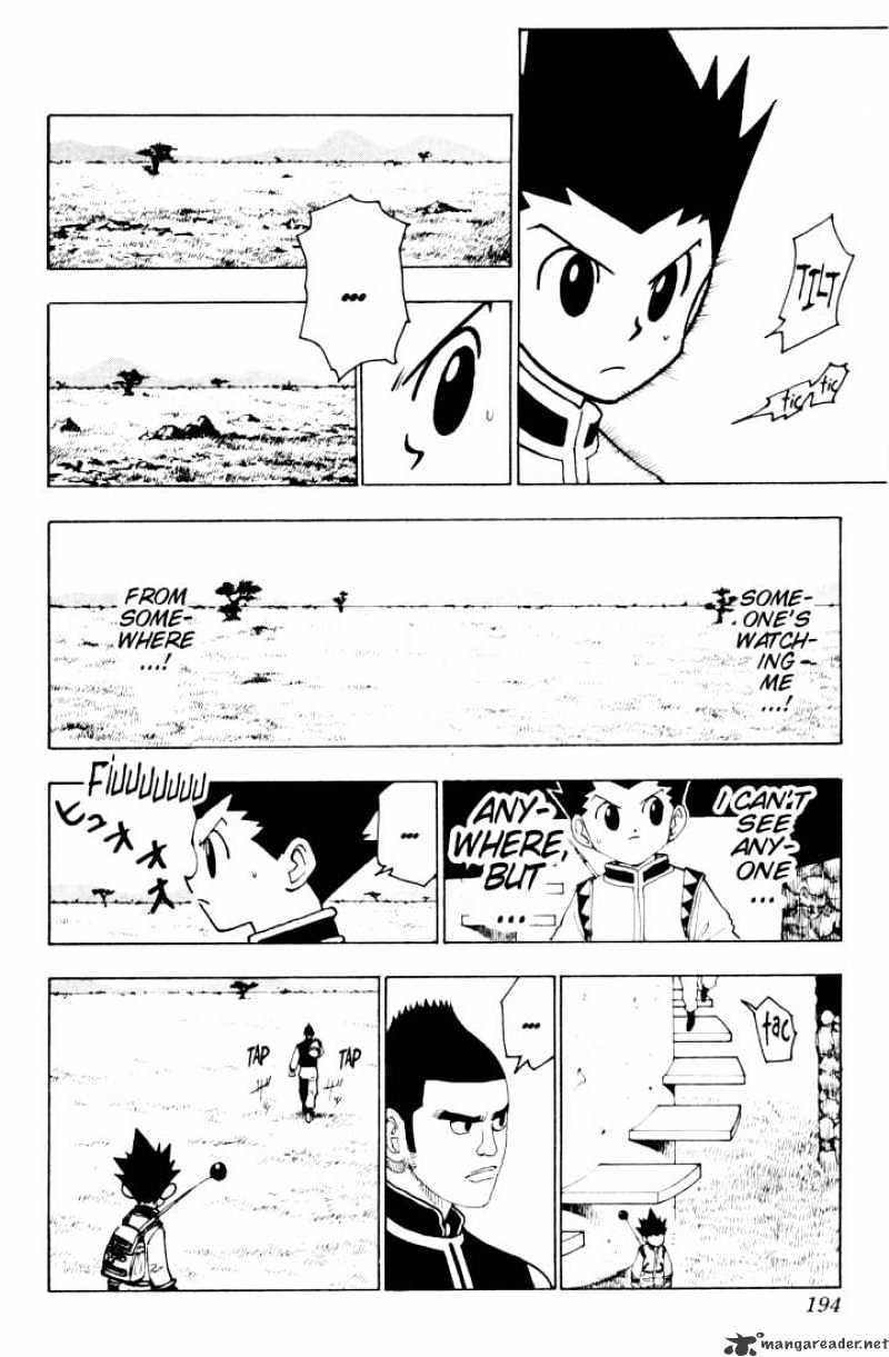 Hunter X Hunter Chapter 127  Online Free Manga Read Image 13
