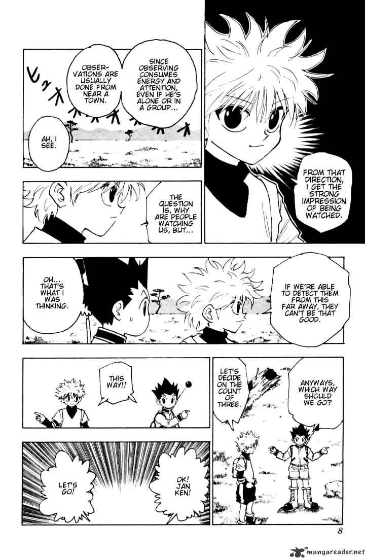 Hunter X Hunter Chapter 128  Online Free Manga Read Image 2