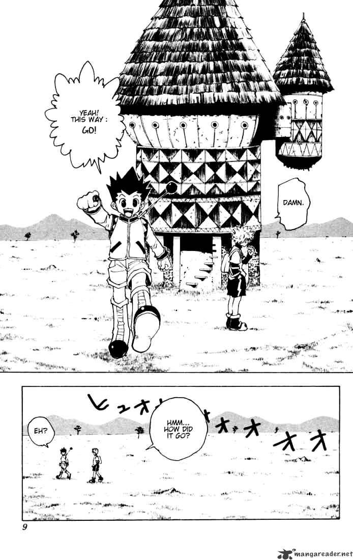 Hunter X Hunter Chapter 128  Online Free Manga Read Image 3