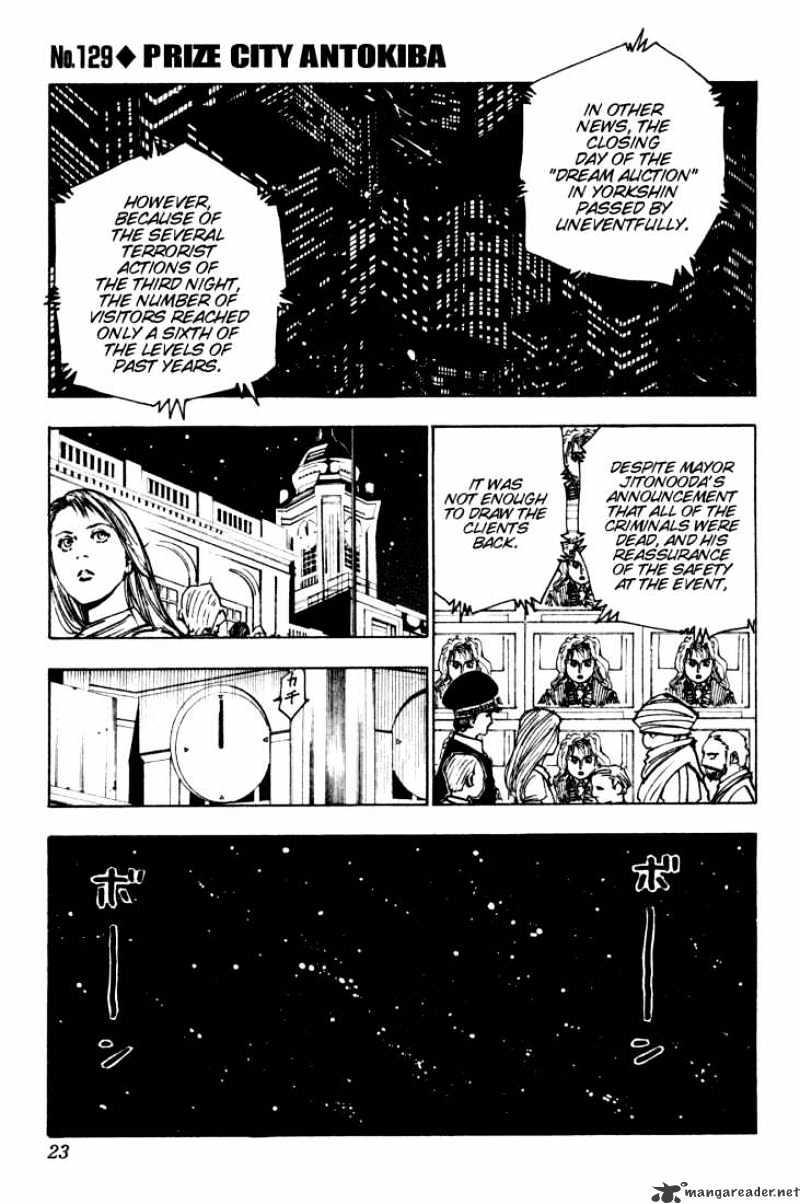 Hunter X Hunter Chapter 129  Online Free Manga Read Image 1