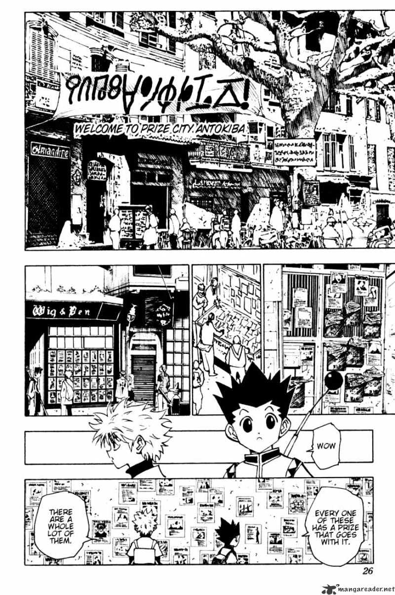 Hunter X Hunter Chapter 129  Online Free Manga Read Image 4