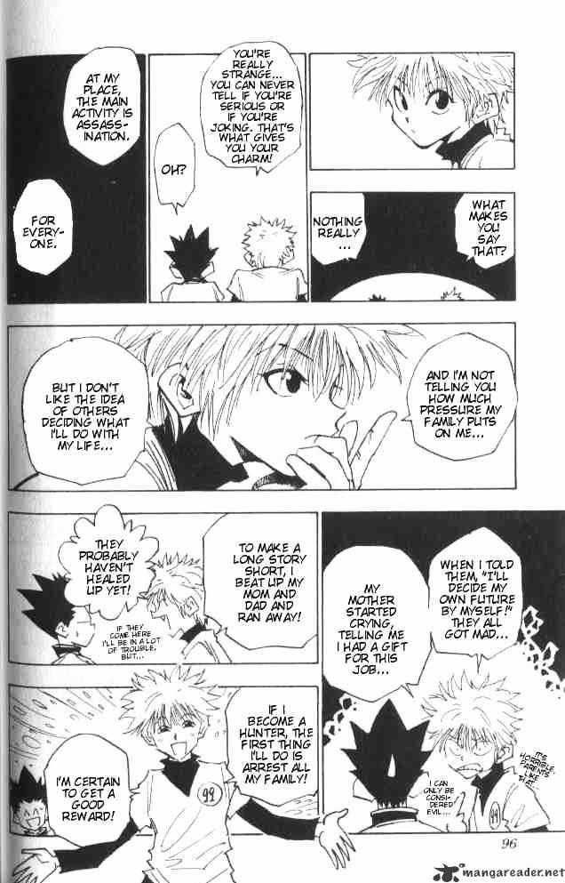 Hunter X Hunter Chapter 13  Online Free Manga Read Image 11