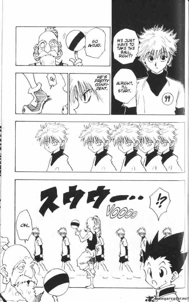 Hunter X Hunter Chapter 13  Online Free Manga Read Image 16