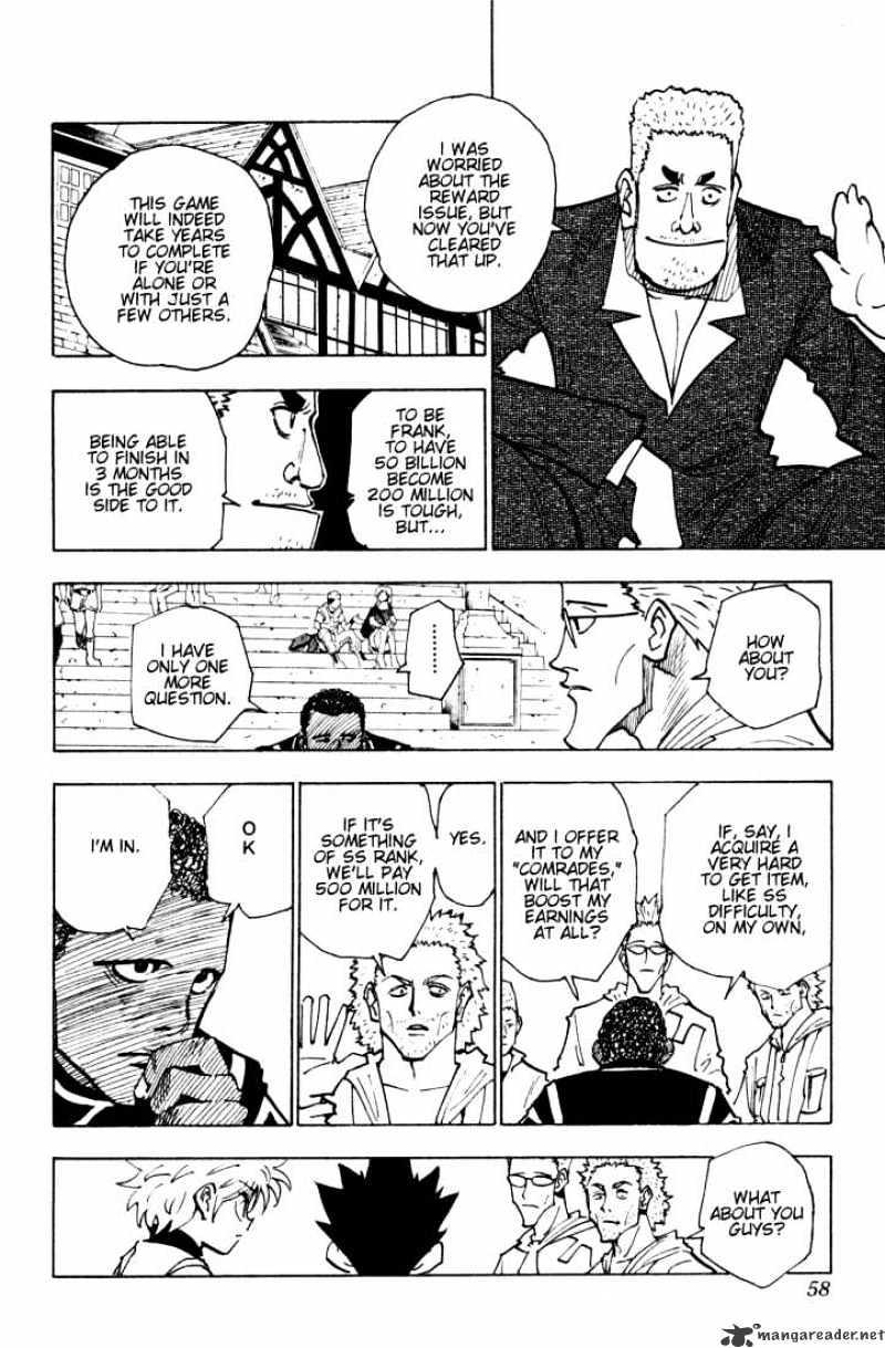 Hunter X Hunter Chapter 131  Online Free Manga Read Image 4