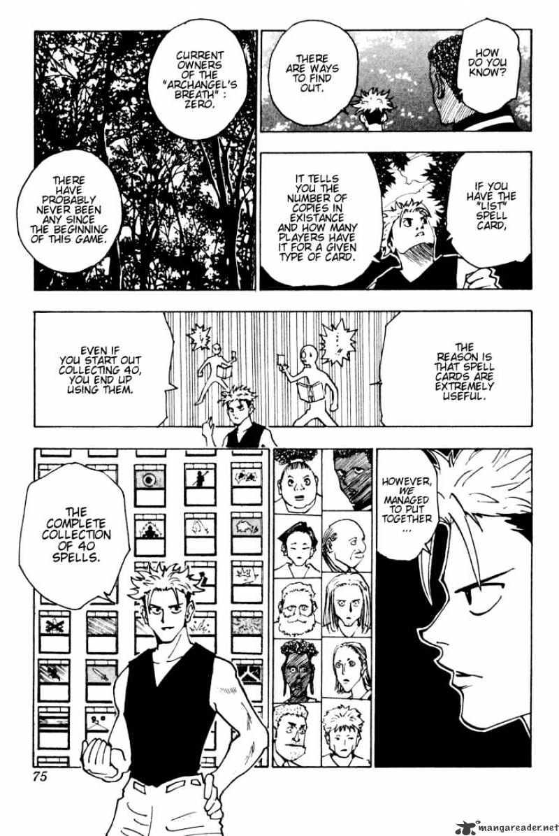 Hunter X Hunter Chapter 132  Online Free Manga Read Image 5