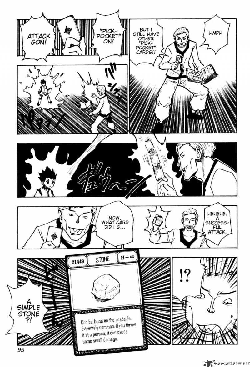 Hunter X Hunter Chapter 133  Online Free Manga Read Image 9