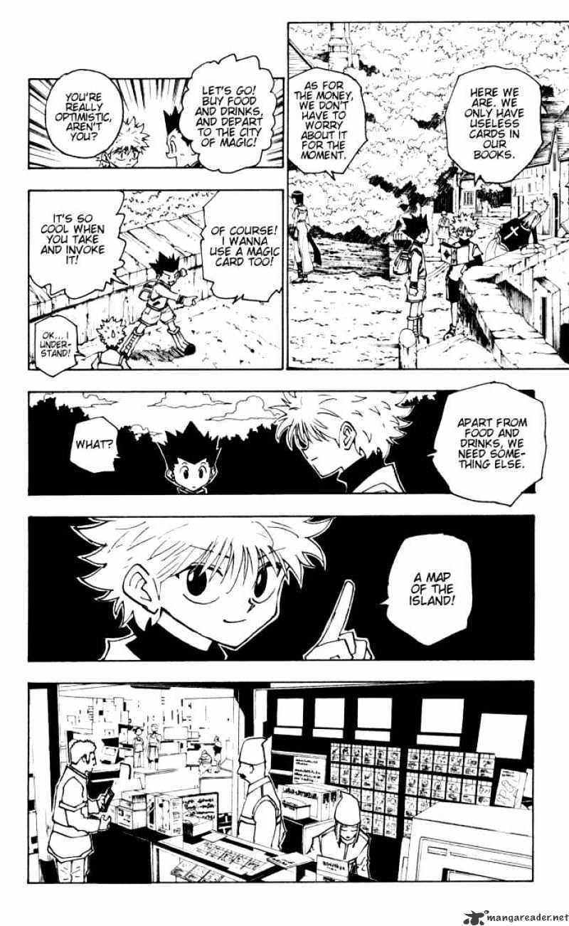 Hunter X Hunter Chapter 134  Online Free Manga Read Image 2