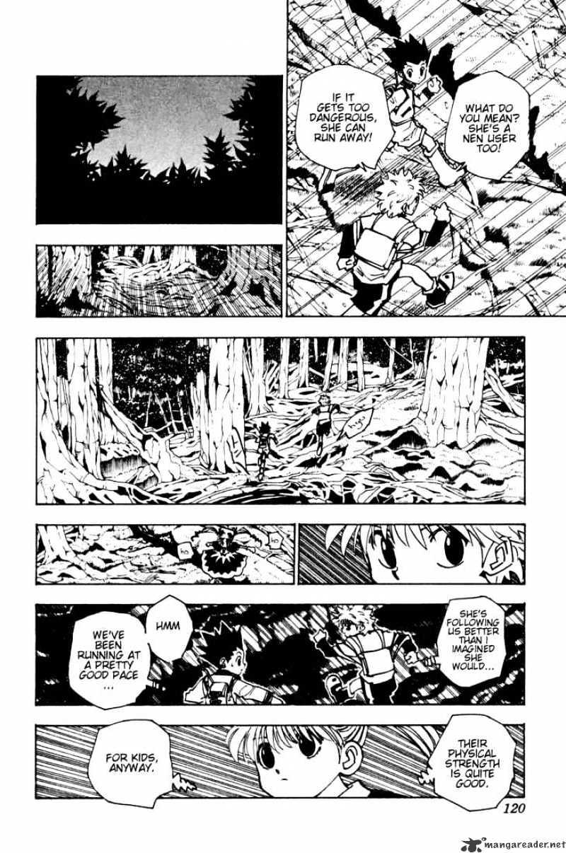 Hunter X Hunter Chapter 135  Online Free Manga Read Image 2