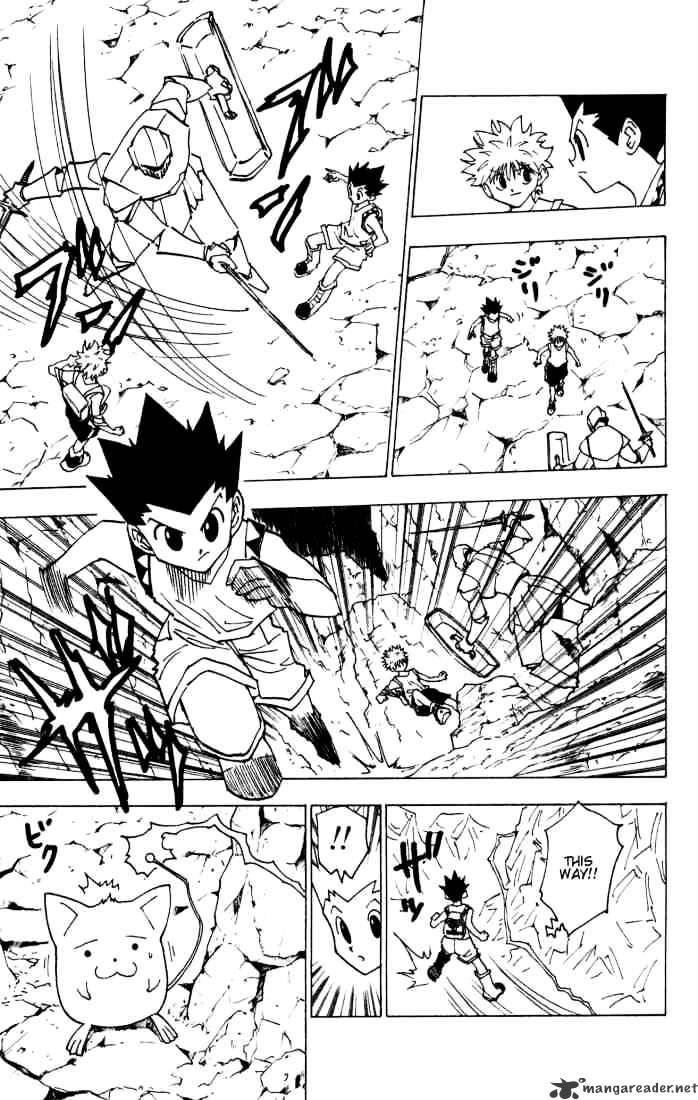 Hunter X Hunter Chapter 136  Online Free Manga Read Image 11