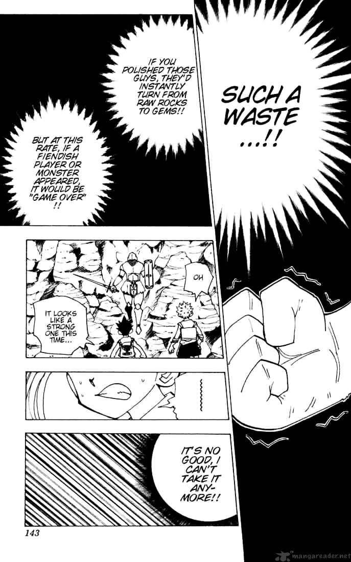 Hunter X Hunter Chapter 136  Online Free Manga Read Image 9