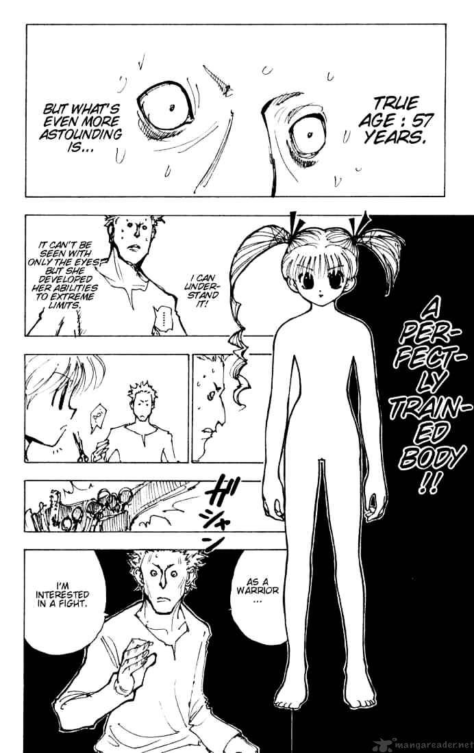 Hunter X Hunter Chapter 137  Online Free Manga Read Image 12