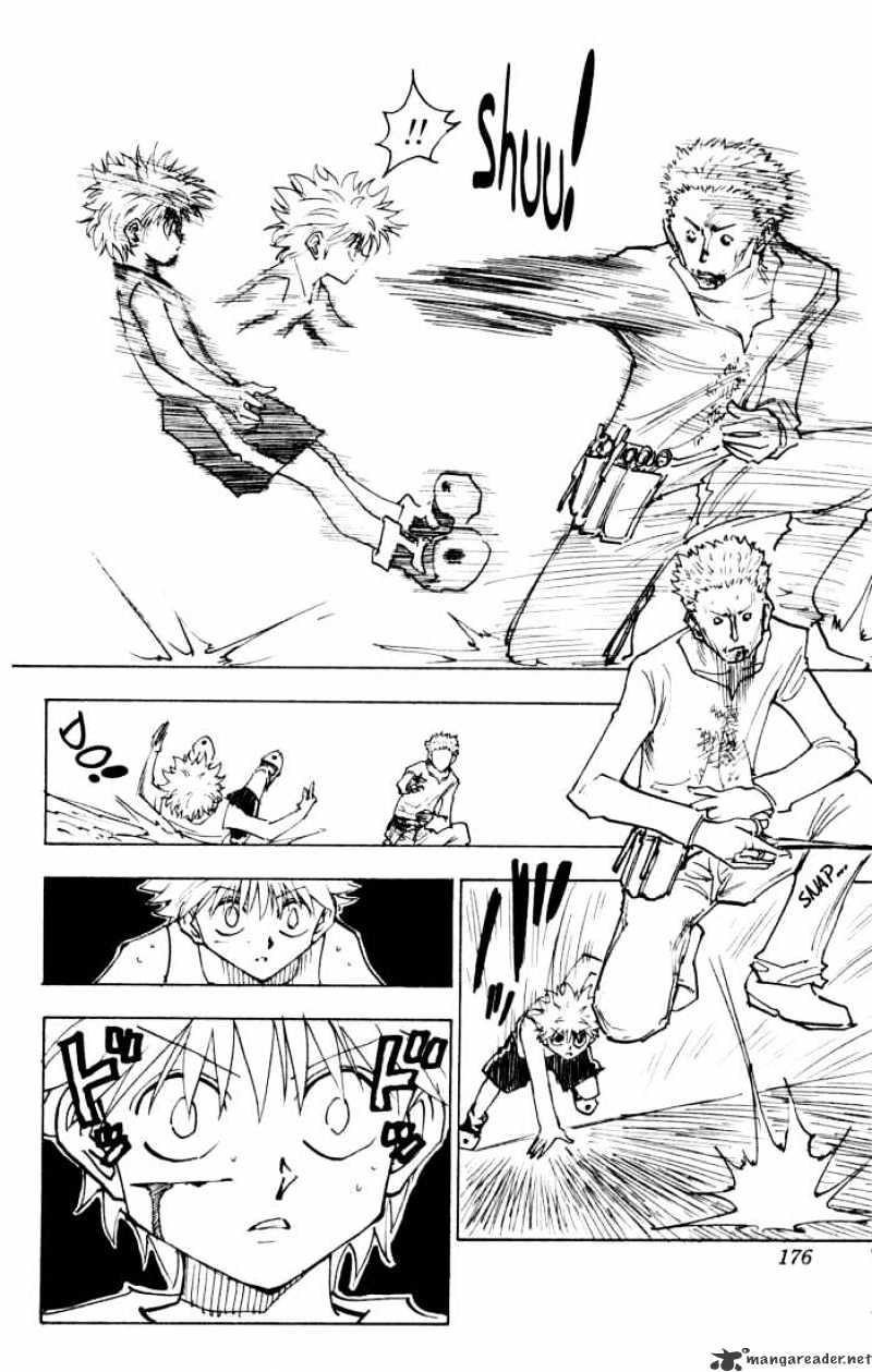 Hunter X Hunter Chapter 138  Online Free Manga Read Image 10