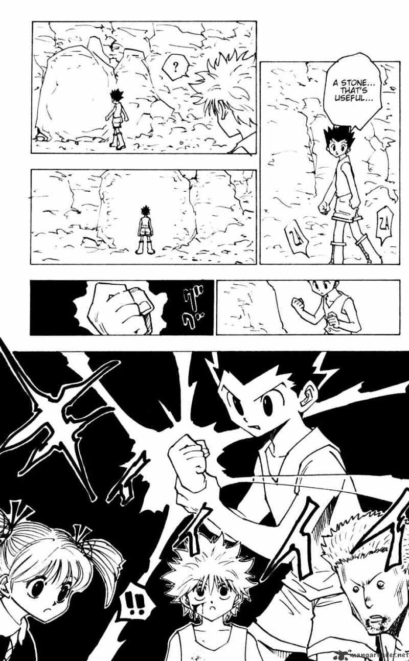 Hunter X Hunter Chapter 138  Online Free Manga Read Image 13